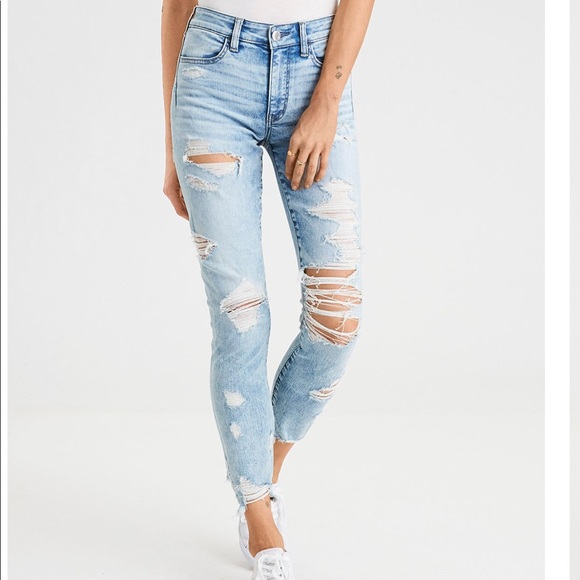 768f1be0 American Eagle Outfitters Jeans | Next Level Seamless Highwaisted ...